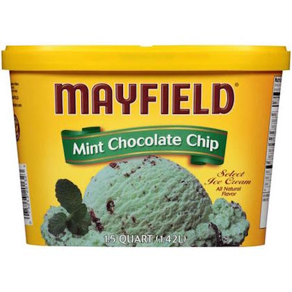 Mayfield Mint Chocolate Chip