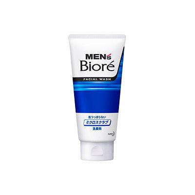 Bioré Men's Double Active Micro Scrub