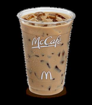McDonald's McCafe Iced Coffee