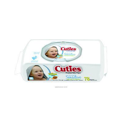 Cuties Sensitive Soft Pack of 72