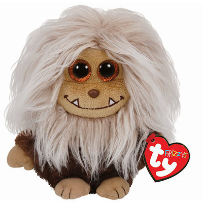 Ty Frizzys Collection Zinger Soft Toy