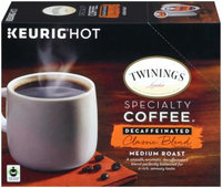 Twinings® Decaffeinated Classic Blend Medium Roast Coffee K-cups