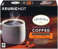 TWININGS® OF London DECAFFEINATED Classic Blend MEDIUM ROAST Coffee K-Cup® Pods