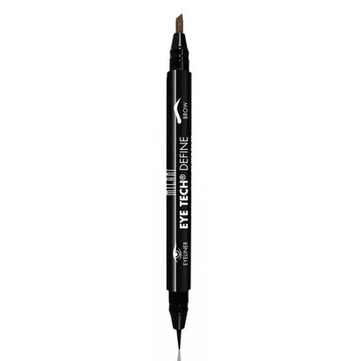 Milani Eye Tech Define 2-In-1 Brow + Eyeliner Felt Tip Pen