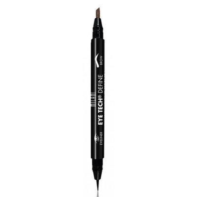 Milani Eye Tech Define 2-In-1 Brow + Eyeliner Felt Tip Pen