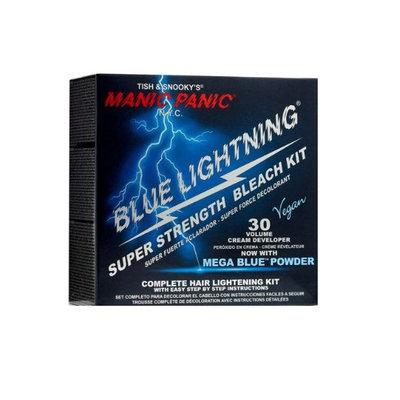 Manic Panic Blue Lightning® Bleach Kit with Mega Blue Powder
