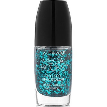 wet n wild MegaRocks Glitter Nail Color