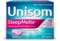 Unisom SleepMelts