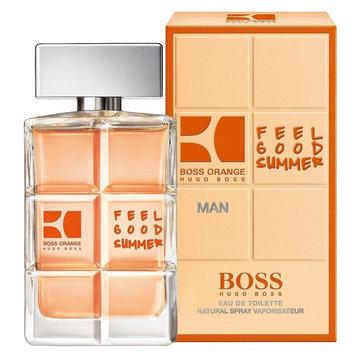 BOSS Orange Man Feel Good Summer Eau de Toilette Spray 100ml