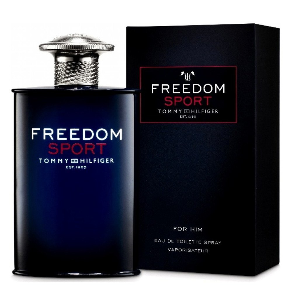 Tommy Hilfiger Freedom Sport Cologne 3.4 Oz Edt For Men - TOMFS34SM