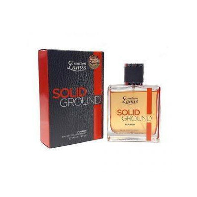 Creations Lamis Solid Ground Cologne 3.4 Oz Edt For Men - SLOG34SM