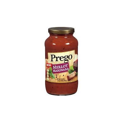 Prego® Merlot Marinara Pasta Sauce