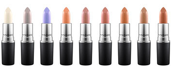 MAC Cosmetics Metallic Lipsticks