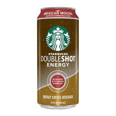 STARBUCKS® Doubleshot® Energy Mexican Mocha