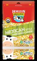 Horizon Shredded Mexican Cheese