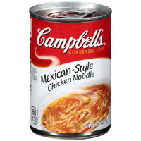 Campbell's® Mexican-Style Chicken Noodle Condensed Soup
