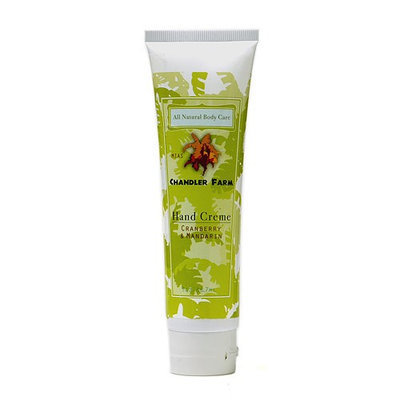 Chandler Farm Miass Hnd Cream - Cranberry and Mandarin - 3 oz