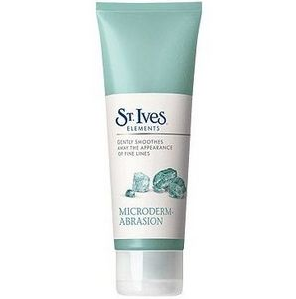 St. Ives Microdermabrasion