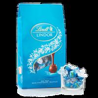 Lindt Sea Salt Lindor Truffles