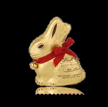 Lindt Gold Bunny Milk Chocolate