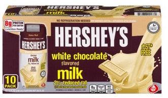 Hershey's White Chocolate Milk 2% Reduced Fat