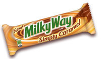 Milky Way Simply Caramel Bar