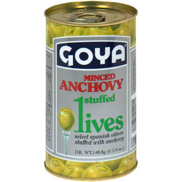 Goya® Olives Stuffed with Minced Anchovies