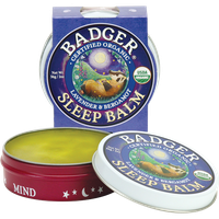 Badger Balm A Calming Sleep Enhancer Sleep Balm