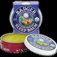 Badger Balm A Calming Sleep Enhancer Sleep Balm