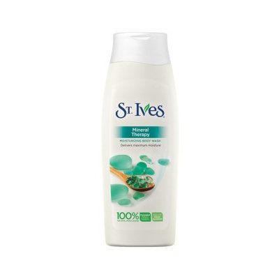 St. Ives Mineral Therapy Body Wash