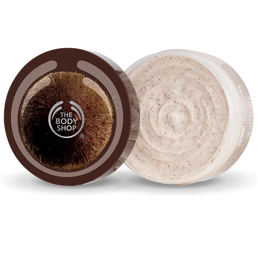 The Body Shop Mini Coconut Body Scrub 50 ml