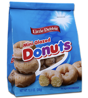 Little Debbie® Mini Glazed Donuts