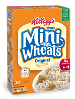 Frosted Mini-Wheats Cereal Original