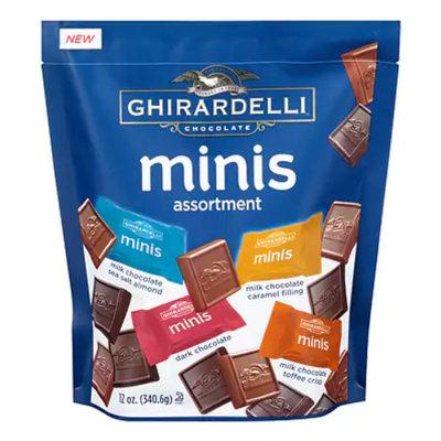 Ghirardelli Chocolate Minis Assortment