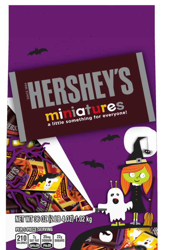 Hershey's Miniatures Assortment