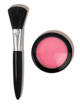 L.A. Colors Blusher & Deluxe Brush