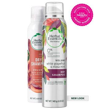 Herbal Essences White Grapefruit & Mosa Mint Dry Shampoo