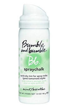 Bumble and bumble. Spraychalk Mint