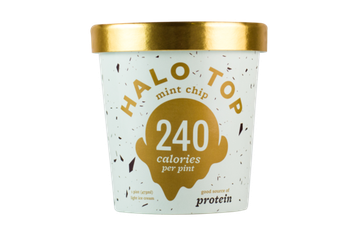 Halo Top Mint Chip Ice Cream