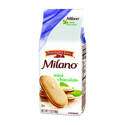 Pepperidge Farm Milano Chocolate Mint Cookies