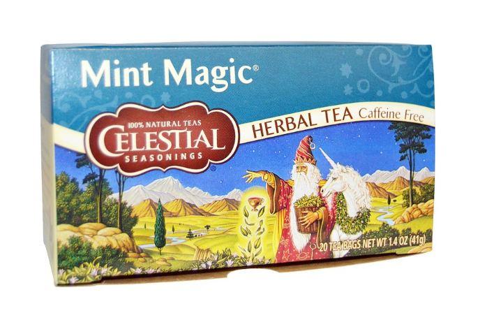 Celestial Seasonings® Mint Magic Herbal Tea Caffeine Free