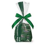 Ghirardelli Dark Chocolate Mint Square Gift Bag