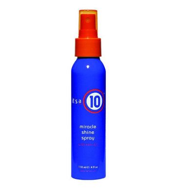 It's a 10 Miracle Shine Spray