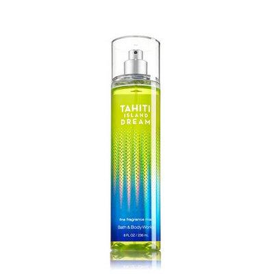Bath & Body Works Signature Collection TAHITI ISLAND DREAM Fine Fragrance Mist