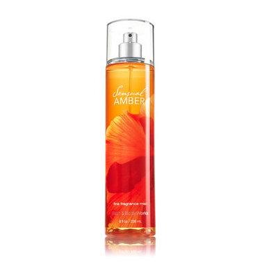 Bath & Body Works Signature Collection Sensual Amber Fine Fragrance Mist