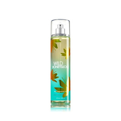 Bath & Body Works Signature Collection WILD HONEYSUCKLE Fine Fragrance Mist