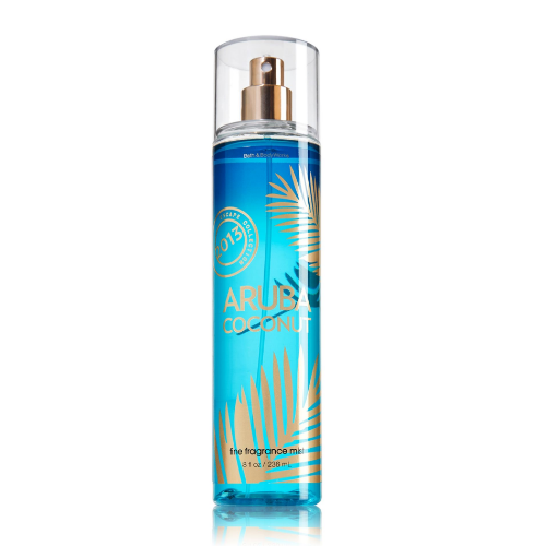 Bath & Body Works® ARUBA COCONUT Fine Fragrance Mist