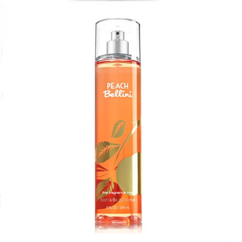 Bath Body Works Peach Bellini Fine Fragrance Mist Reviews 2019