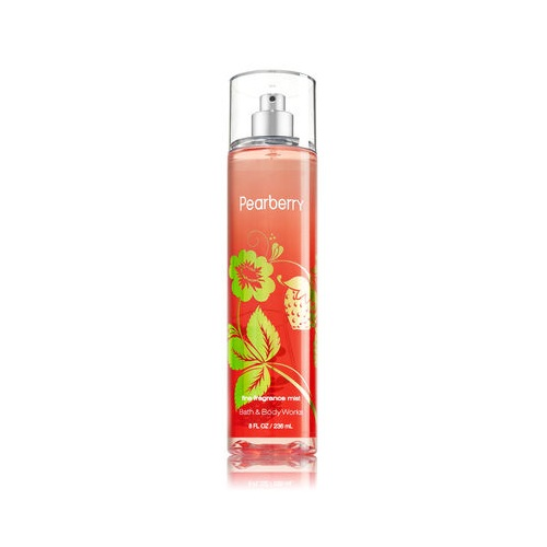 Bath & Body Works Signature Collection Pearberry Fine Fragrance Mist