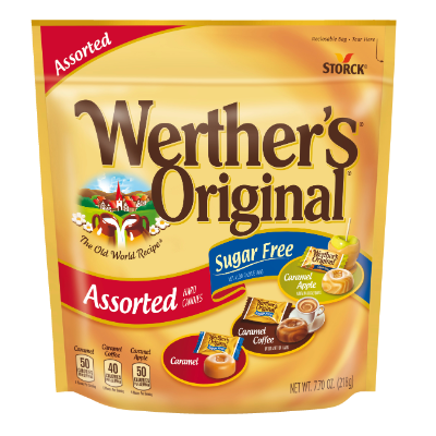 Werther's Original Assorted Sugar Free